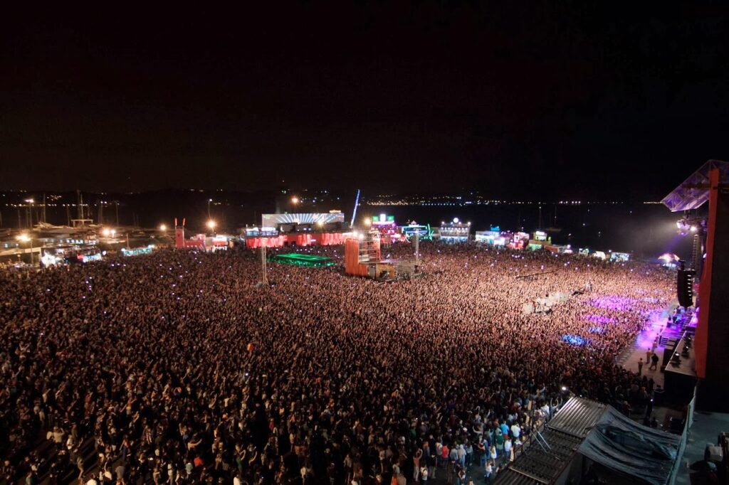 The World's Best and Most Entertaining Music Festivals 2