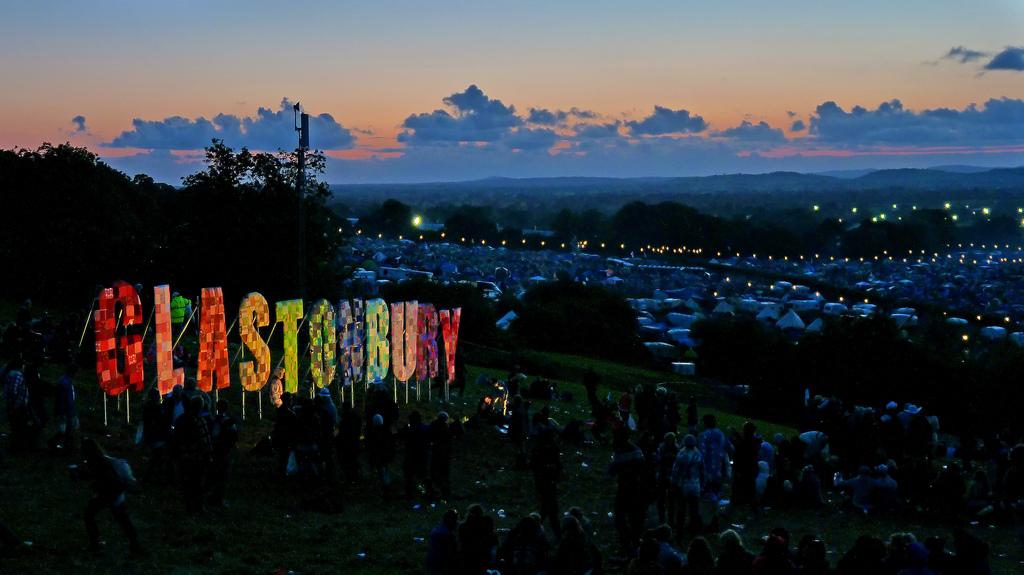 Glastonbury Festival, England