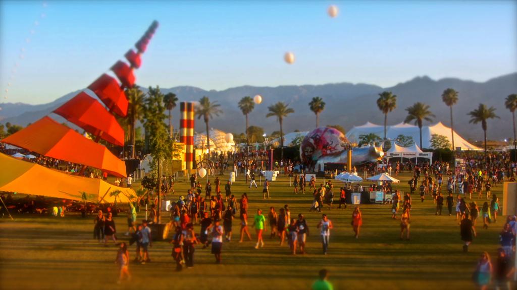 Coachella Festival, United States of America