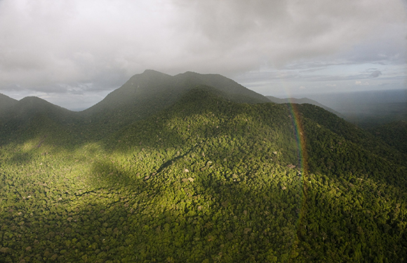 Kanuku Mountains