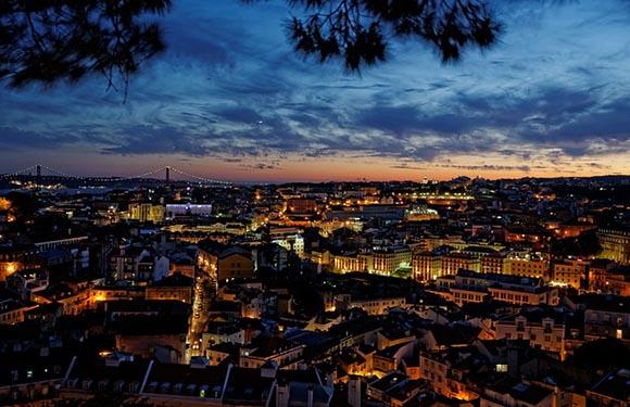 Portugal Lizbon